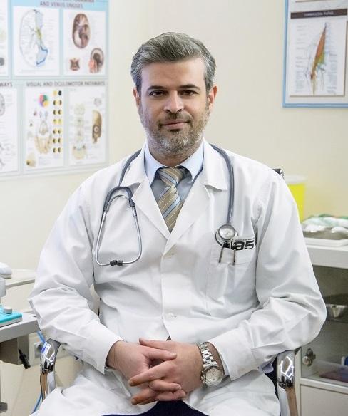 Ανδρέας Μούστρης Νευρολόγος