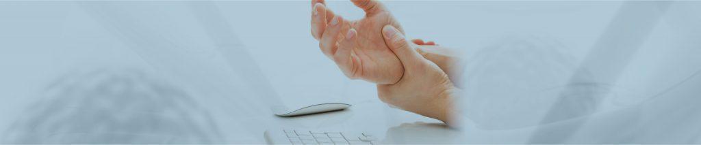Μούδιασμα στα χέρια: αίτια και διάγνωση